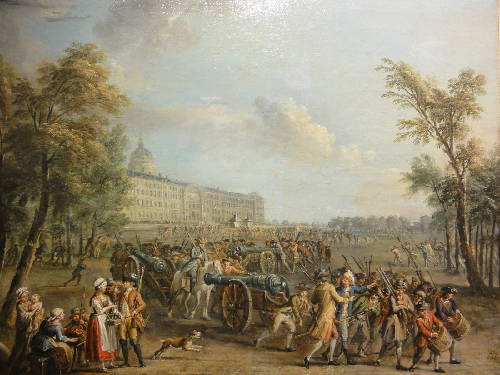 The 1848 Revolution in France sometimes known as the February Revolution révolution de Février was one of a wave of revolutions in 1848 in Europe