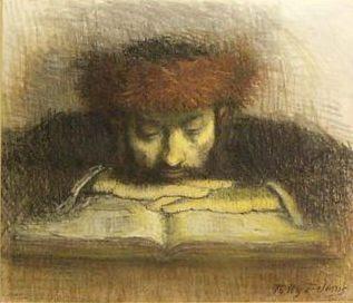 contemplating seforim minhagim sefard ashkenaz learning chassid