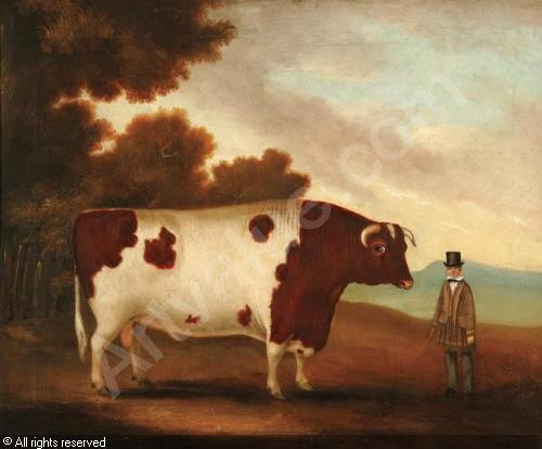 english-school-19-united-kingd-the-farmer-and-his-prize-bull-1702826