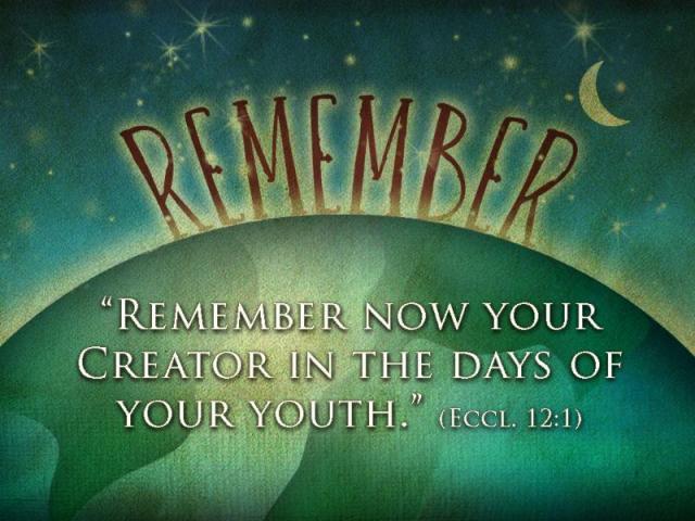 ecclesiastes-remember