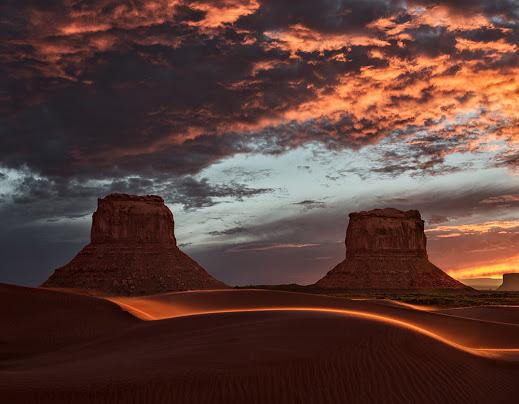 Los Gigantes - Photography by John Mumaw bit_ly_johnmumaw _arizona _coloradoplateau _desert