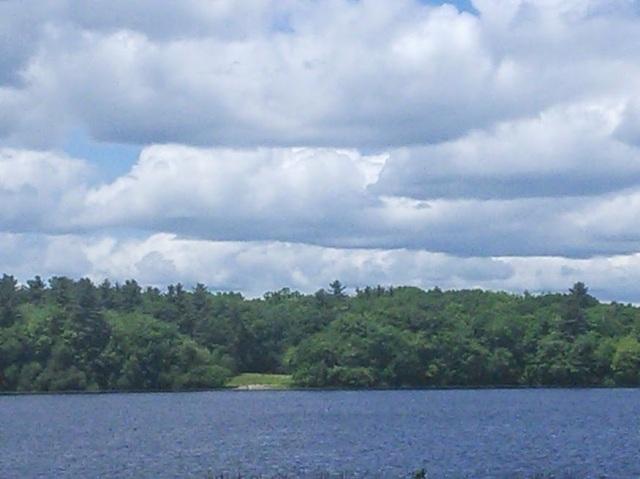 lake&sky